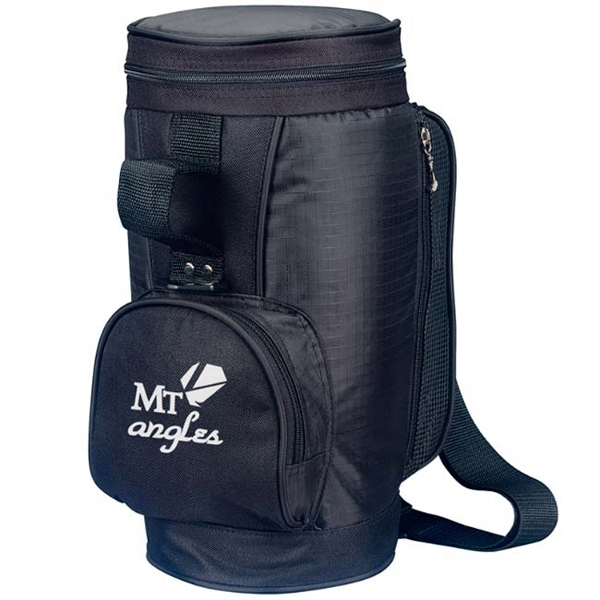 Koozie (r) - Insulated Golf Cooler With Compartment That Holds Up To 9 Twelve Ounce Cans Photo