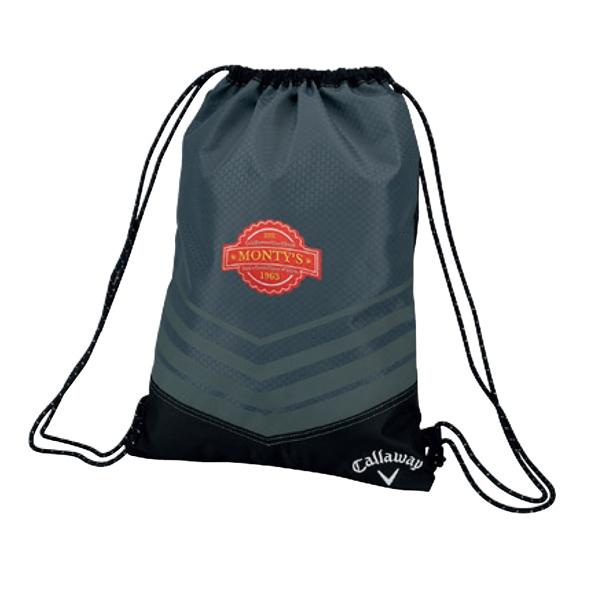 Callaway (R) Sport Drawstring Backpack