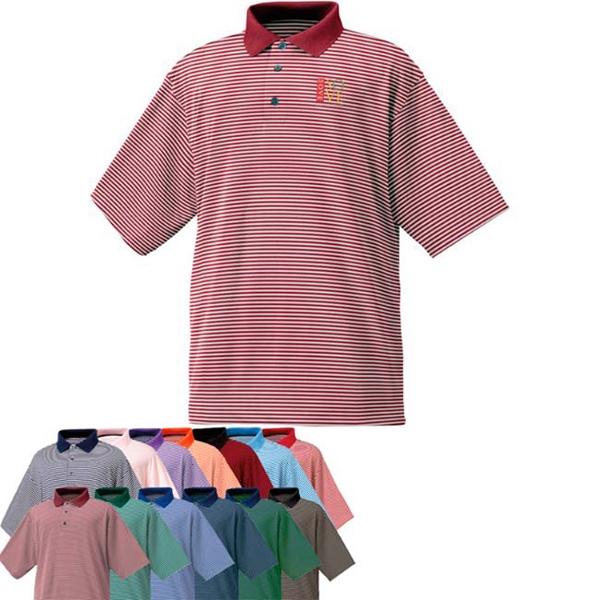 FootJoy (R) ProDry (R) Lisle Stripe Shirt