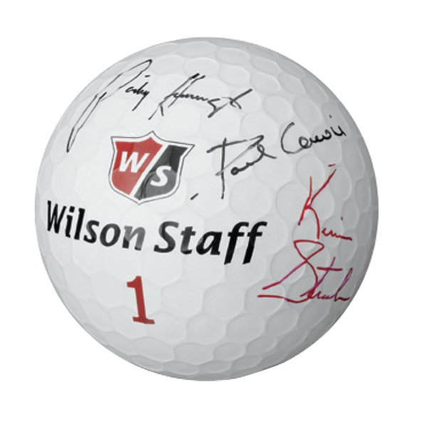 Wilson (R) Staff Jumbo Golf Ball
