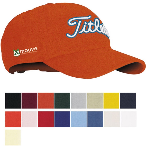 Titleist (R) Unstructured Chino Twill Cap