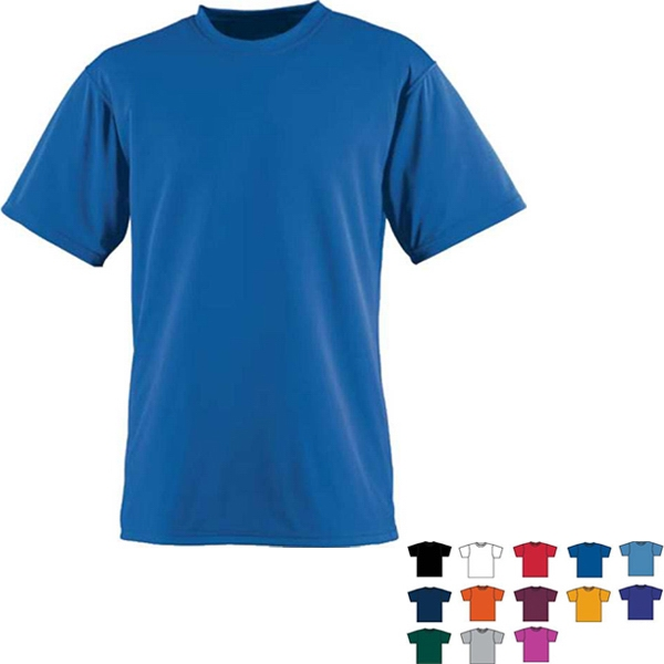 Elite - Polyester Performance Youth Jersey With Set-in Sleeves. Sold Blank Photo