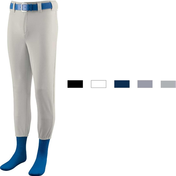 White  X S- X L - Youth Softball/baseball Pant. Sold Blank Photo