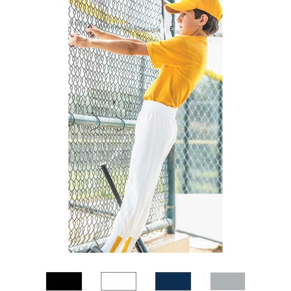 Lights S- X L - Adult Pull-up Softball/baseball Pant. Sold Blank Photo
