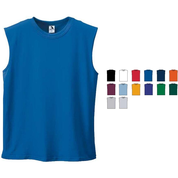 Shooter - Colors S- X L - Adult Polyester/cotton Jersey Knit Shooter Shirt. Sold Blank Photo