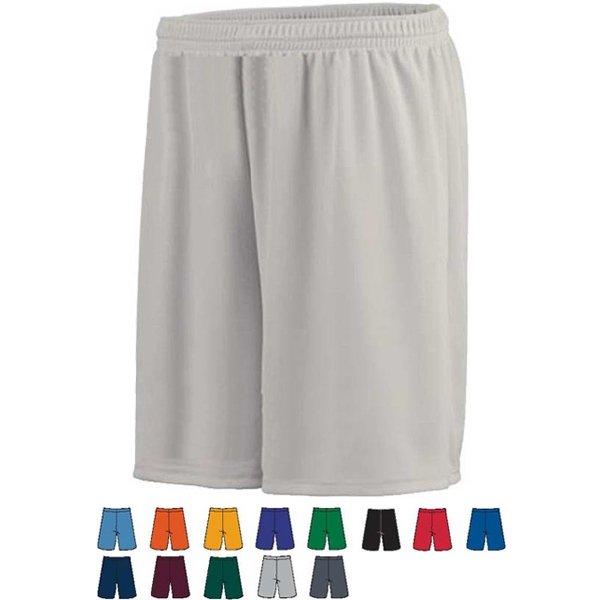 Octane - Youth Polyester Wicking Basketball Short. Sold Blank Photo