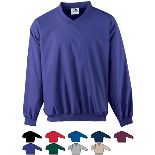 Adult Micro Poly Windshirt/Lined