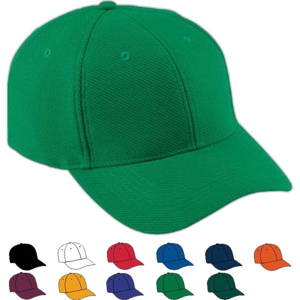 Adult Adjustable Wicking Mesh Cap