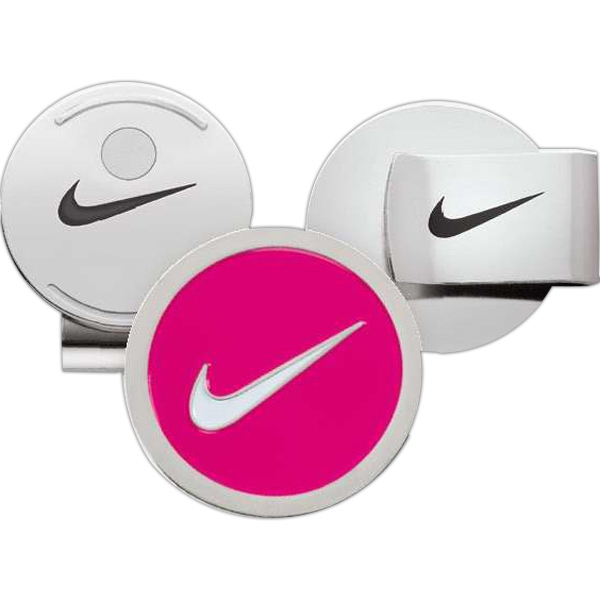Nike Hat Clips & Ball Markers