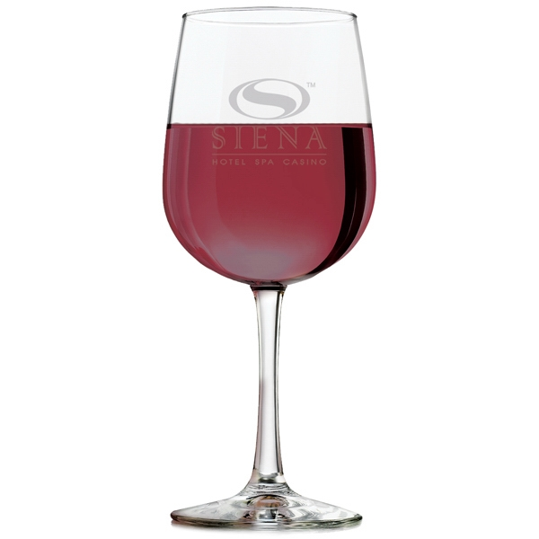 12 Oz. Glass Goblet Adds Class & Elegance To Any Fine Event Photo