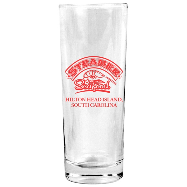 2.25 Oz. Glass Shooter Has Traditional Style And Is An All Time Favorite Photo