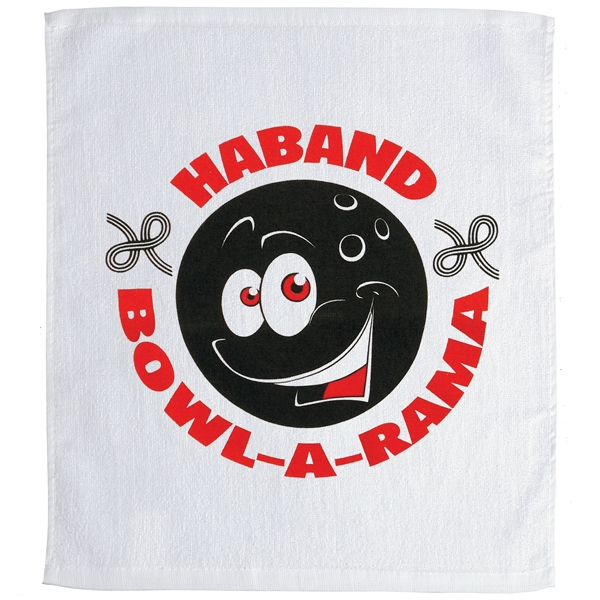 "18"" X 14"" Rally Towel Is A Perfect Giveaway At Any Function Or Sporting Event Photo"