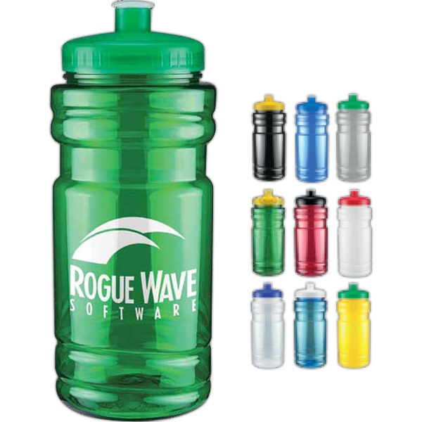 Surf - 20 Oz Bottle With Push Pull Lid Photo