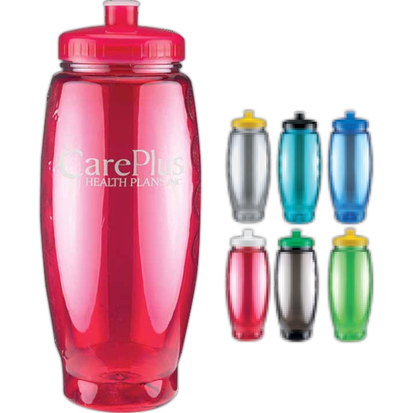 Summit - 26 Oz Bottle With Push Pull Lid Photo
