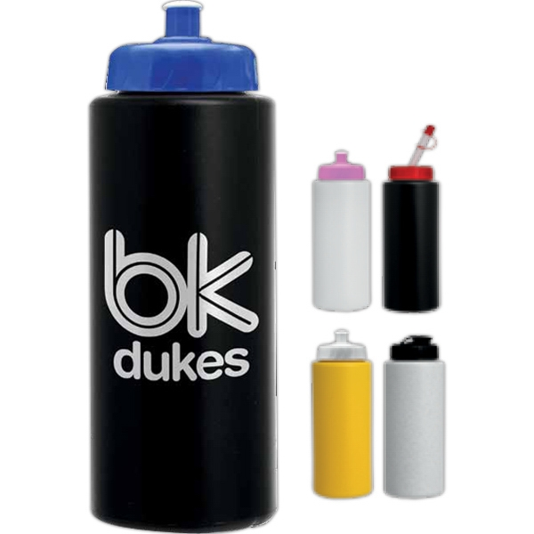 Push Pull Lid - Sport Bottle, 32 Oz Photo
