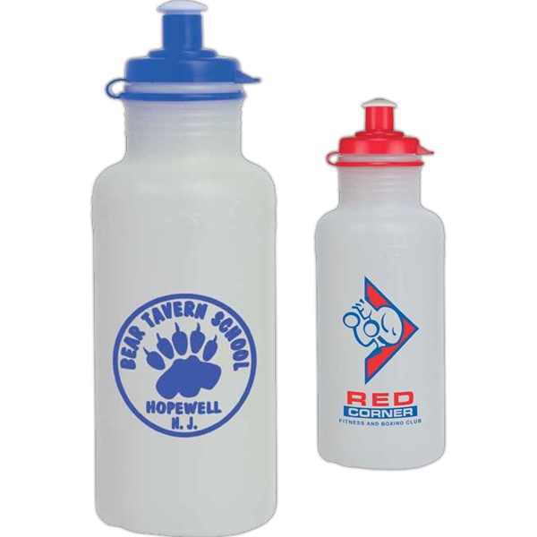 Fitness (tm) - Sport Bottle With Push Pull Lid, 18 Oz Photo