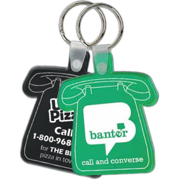 Telephone - Soft Key Tag Photo