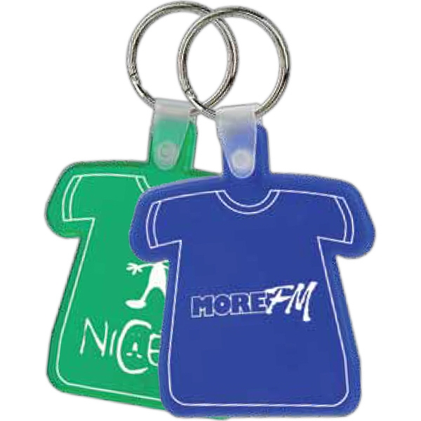 T-shirt - Soft Key Tag Photo