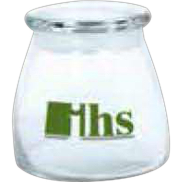 Libbey (r) Vibe - Glass Candy Jar With Lid Photo