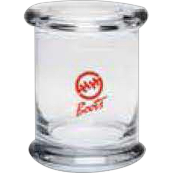 Libbey (r) - Clear Glass 12 1/4 Ounce Fashion Jar Photo