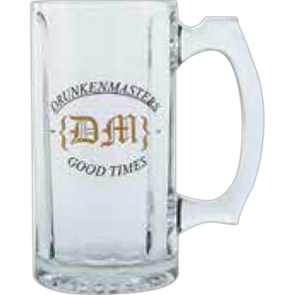 Libbey (r) - Paneled Beer Stein, 12 Ounce Photo