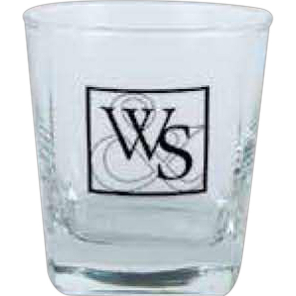 Libbey (r) - 9 1/4 Oz Square Rocks Glass Photo