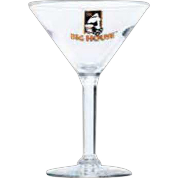 Libbey (r) - 6 Oz - Martini Style Drinking Glass Photo