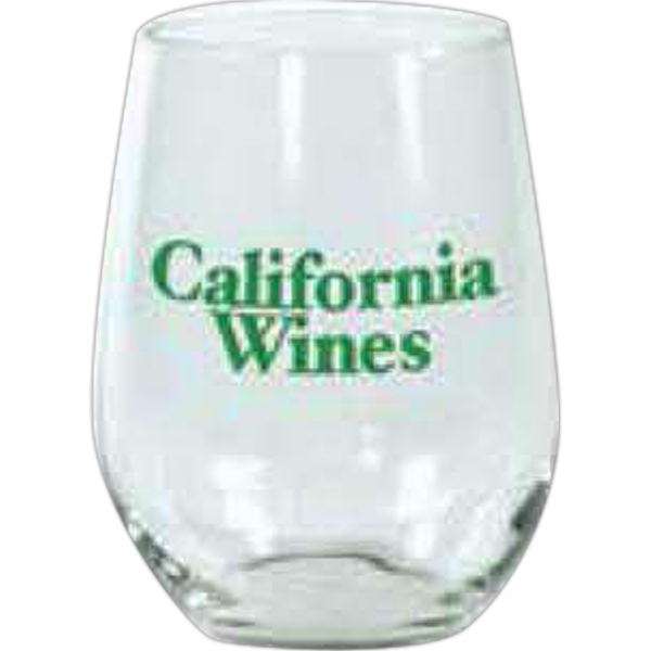 Libbey (r) - Stemless Wine Glass, 17 Oz Photo