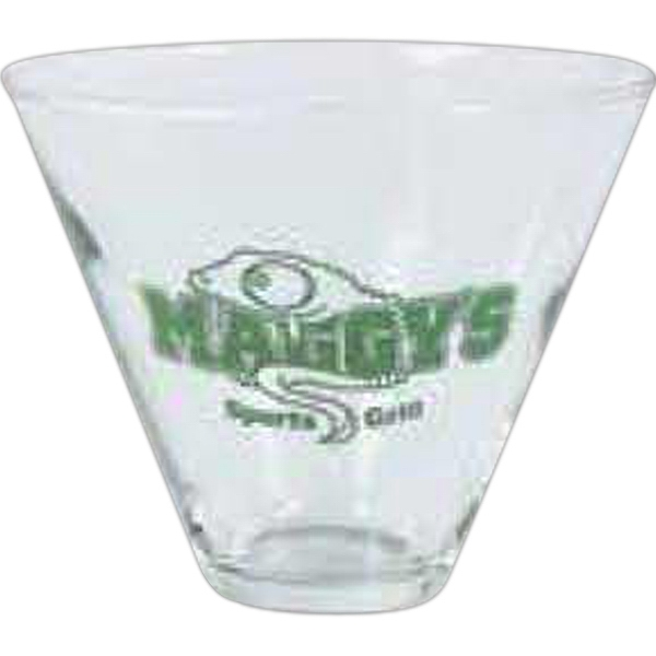 Libbey (r) - 13 1/2 Oz Stemless Martini Glass Photo