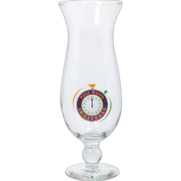 Libbey (r) - 23 1/2 Oz - Footed Hurricane Glass Photo