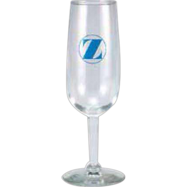 Libbey (r) Citation - 6 1/4 Oz Flute Glass Photo