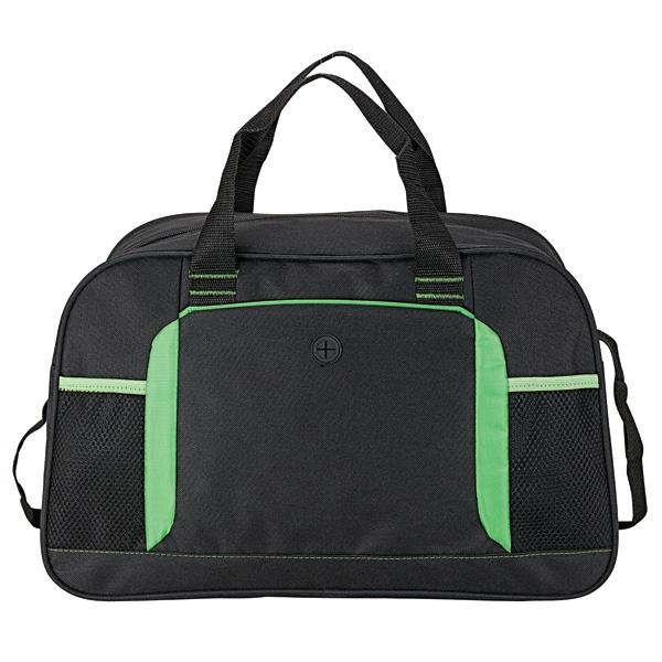 Duffel bag - Color accent duffel bag.