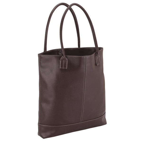 "Tote Bag With 19"" Tube Handles And A Flat Bottom Photo"