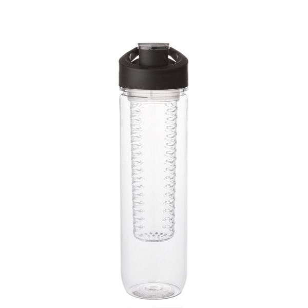 28 oz Tritan (TM) water bottle with infuser