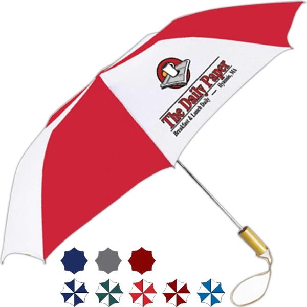 Forty Five Inch Folding Umbrella
