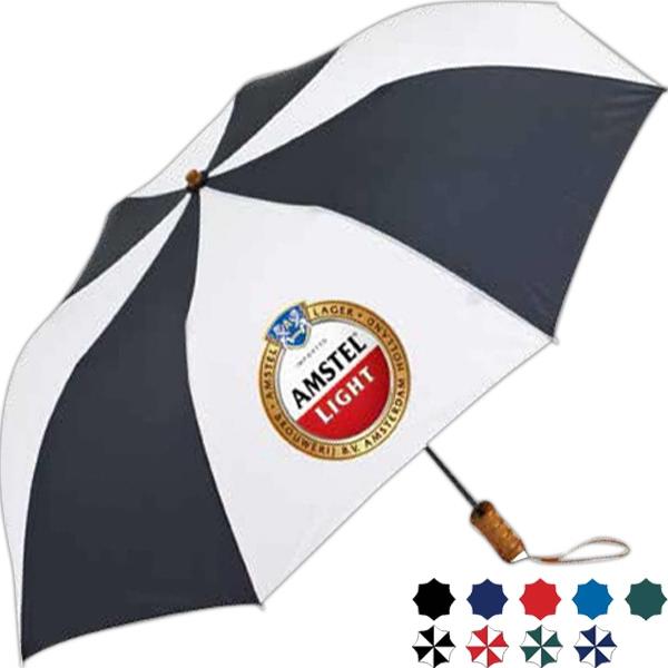 Forty Six Inch Folding Umbrella