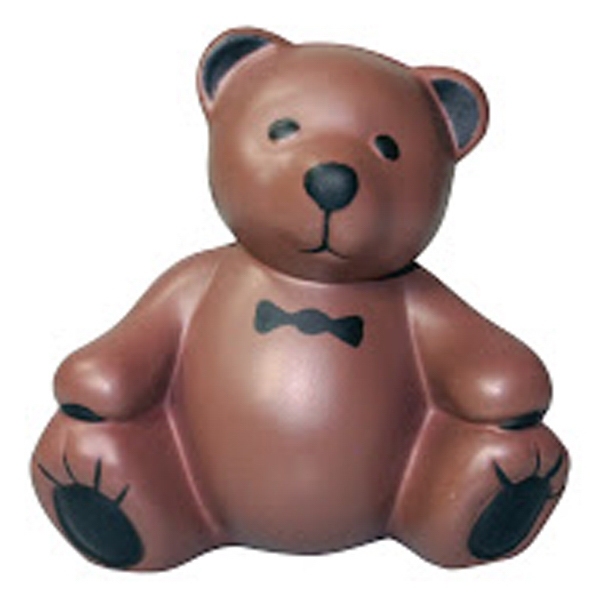 Squeezies (R) Teddy Bear Stress Reliever