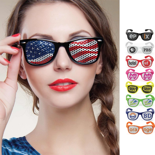 Fun Colored Sunglasses Photo