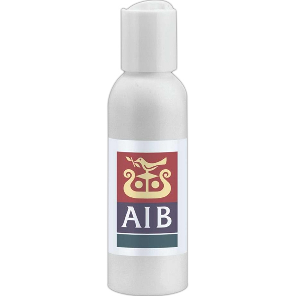 Insect Repellent Spray Comes In A 2 Oz. White Bottle Photo
