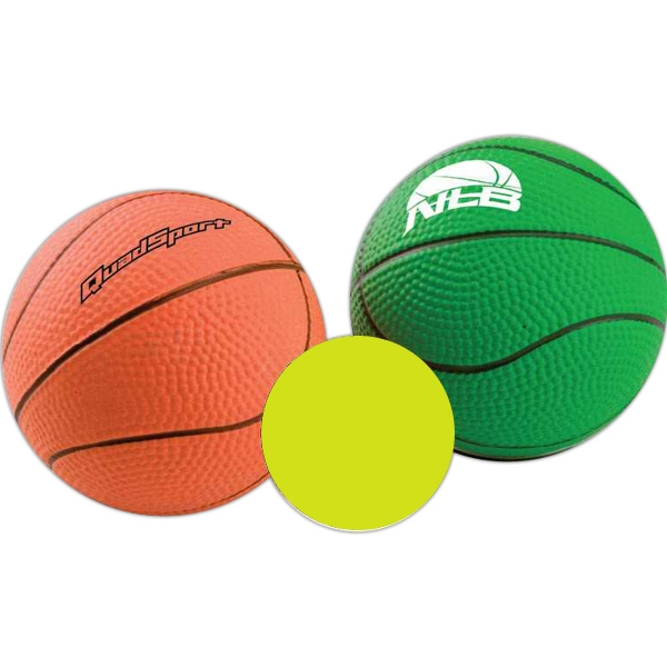 Rubber Basketball Made From High-density Rubber Photo