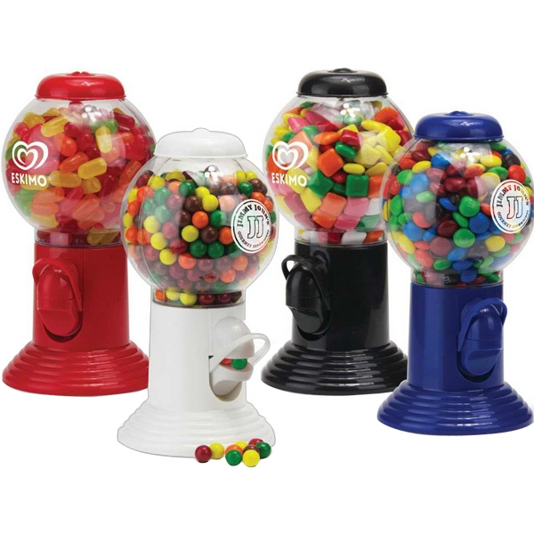 Corporate B Fills - Retro Style Candy Dispenser Photo