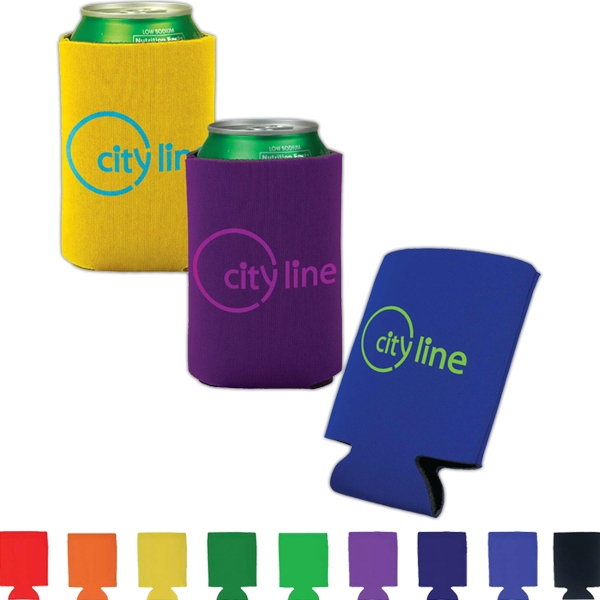 Pocket Can Holder, Holds A 12 Ounce Can Or Bottle Photo