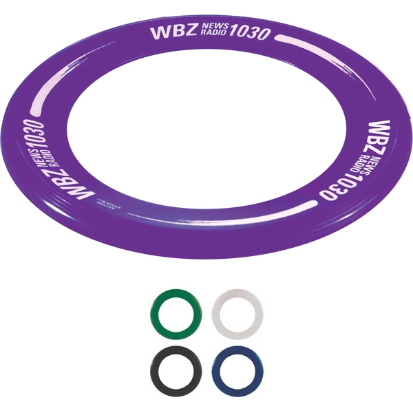 "Zing - Recycled Colors Light Weight Flying Ring, 9-5/8"" Diameter Photo"
