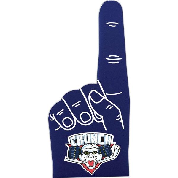 """18"""" #1 Foam Hand - 18"""" #1 Foam Hand."""
