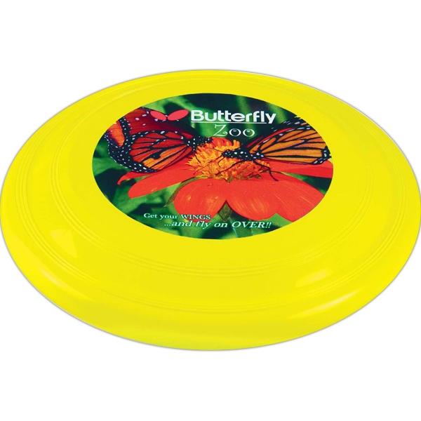 """9"""" Color Flyer - Nine inch color flyer disc."""