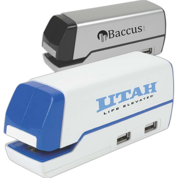 Auto Stapler With 4 Port Usb Expandable Photo