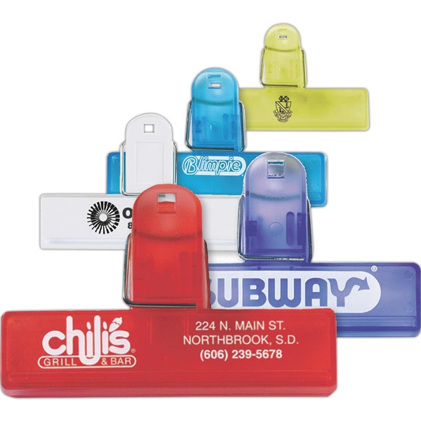 Flavor-fresh Clip That Tightly Clips Bag. For Work Or Home Photo