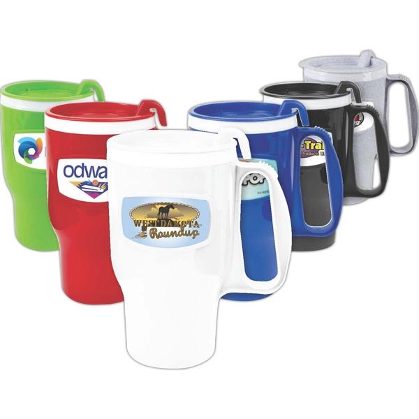 16 oz Extreme Traveler Mug