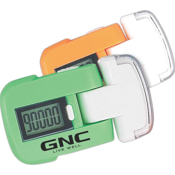 Pedometer With Light Photo