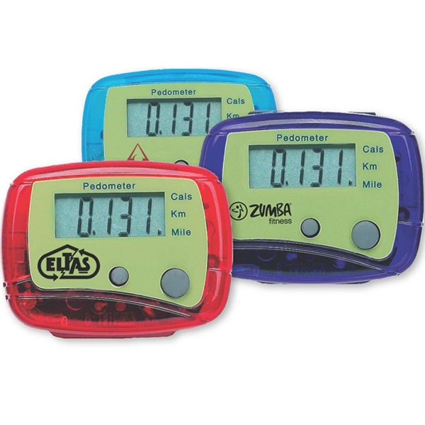 Pedometer With Reset And Mode Buttons Photo